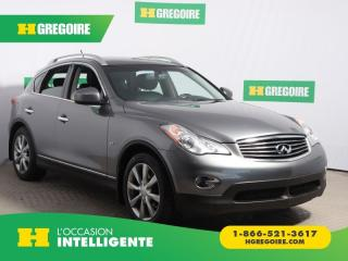 Used 2014 Infiniti QX50 JOURNEY AWD CUIR for sale in St-Léonard, QC