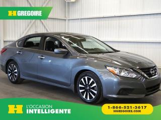 Used 2018 Nissan Altima SV CAMÉRA DE RECUL for sale in St-Léonard, QC
