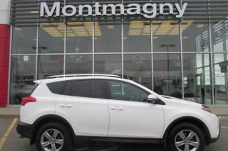 Used 2015 Toyota RAV4 Traction intégrale 4 portes XLE for sale in Montmagny, QC