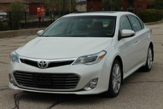 Used 2013 Toyota Avalon XLE NAVI | Sunroof | CERTIFIED for sale in Waterloo, ON