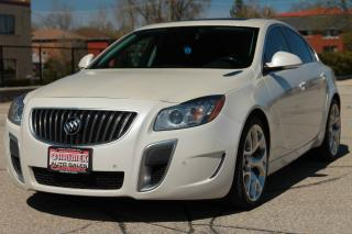 Used 2012 Buick Regal GS NAVI | 270-horsepower | CERTIFIED for sale in Waterloo, ON