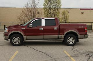 Used 2004 Ford F-150 Lariat MINT CONDITION | CERTIFIED for sale in Waterloo, ON