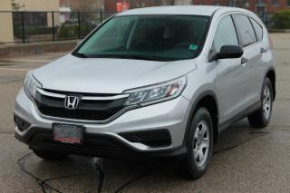 Used 2016 Honda CR-V LX AWD | Heated Seats | CERTIFIED for sale in Waterloo, ON