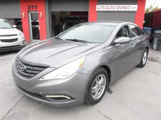 Used 2013 Hyundai Sonata 4dr Sdn 2.4L Auto for sale in Lemoyne, QC