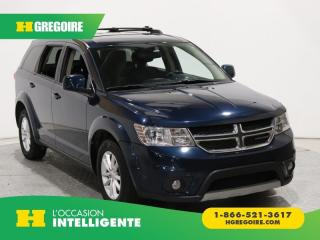 Used 2014 Dodge Journey SXT A/C MAGS for sale in St-Léonard, QC