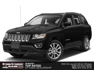 Used 2014 Jeep Compass Sport/North for sale in Ottawa, ON