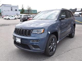 New 2019 Jeep Grand Cherokee Limited X|HERITAGE LEATHER|PANO SUNROOF|JEEP ACTIV for sale in Concord, ON