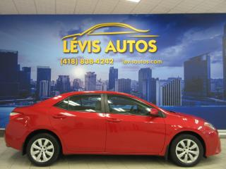 Used 2014 Toyota Corolla LE for sale in Lévis, QC