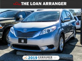 Used 2017 Toyota Sienna LE for sale in Barrie, ON