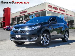 Used 2018 Honda CR-V EX for sale in Guelph, ON