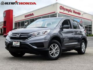 Used 2015 Honda CR-V LX AWD for sale in Guelph, ON