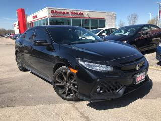 Used 2017 Honda Civic Sport Touring for sale in Guelph, ON