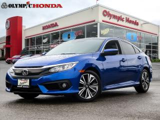 Used 2016 Honda Civic EX-T SEDAN for sale in Guelph, ON