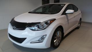 Used 2015 Hyundai Elantra SE AUTOMATIQUE TOIT OUVRANT for sale in St-Raymond, QC