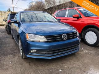 Used 2015 Volkswagen Jetta TRENDLINE + 1.8 for sale in Québec, QC
