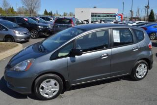 Used 2014 Honda Fit DX-A *** Garantie moteur 7/160 *** for sale in Longueuil, QC