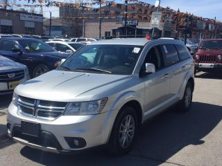 Used 2014 Dodge Journey FWD 4DR SXT for sale in Scarborough, ON
