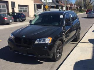 Used 2012 BMW X3 AWD 4dr 28i for sale in Scarborough, ON
