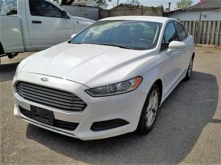 Used 2014 Ford Fusion 4dr Sdn SE FWD for sale in Oshawa, ON