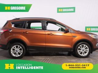Used 2017 Ford Escape SE AWD Navigation for sale in St-Léonard, QC