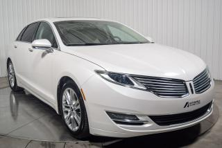 Used 2013 Lincoln MKZ BLUETOOTH CAMERA DE RECUL for sale in St-Hubert, QC