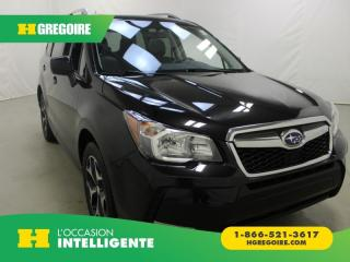 Used 2015 Subaru Forester 2.0XT PREMIUM AWD for sale in St-Léonard, QC