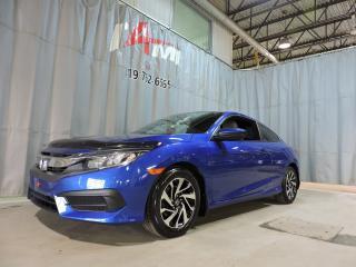 Used 2016 Honda Civic LX for sale in Rouyn-Noranda, QC