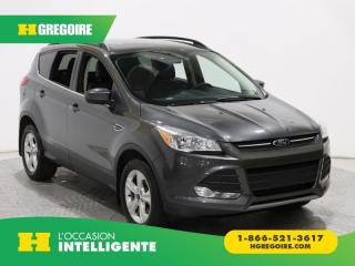 Used 2016 Ford Escape SE A/C GR ELECT for sale in St-Léonard, QC