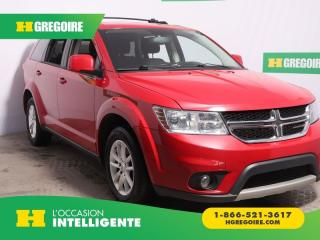 Used 2013 Dodge Journey SXT DVD A/C MAGS for sale in St-Léonard, QC