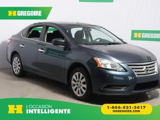 Used 2015 Nissan Sentra S A/c Bluetooth for sale in St-Léonard, QC