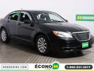 Used 2011 Chrysler 200 TOURING A/C GR for sale in St-Léonard, QC