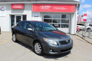 Used 2009 Toyota Corolla Berline 4 portes, boîte automatique, LE for sale in Shawinigan, QC