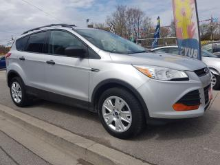 Used 2013 Ford Escape Mint Condition-Extra Clean-Bluetooth-AUX for sale in Scarborough, ON