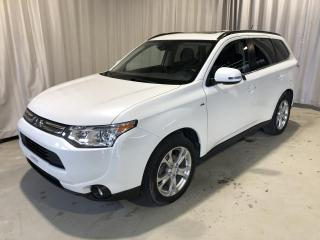 Used 2014 Mitsubishi Outlander GT 4 portes 4RM 7 PASSAGERS for sale in Sherbrooke, QC