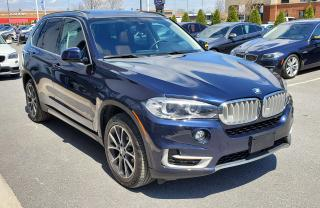 Used 2016 BMW X5 xDrive35i 7 Passenger for sale in Dorval, QC