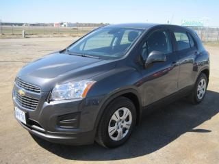 Used 2015 Chevrolet Trax LS for sale in Thunder Bay, ON