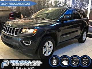 Used 2016 Jeep Grand Cherokee LAREDO 4x4 for sale in Laval, QC