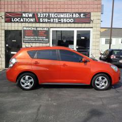 Used 2010 Pontiac Vibe for sale in Windsor, ON