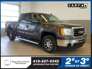 Used 2010 GMC Sierra 1500 SL for sale in St-Georges, QC