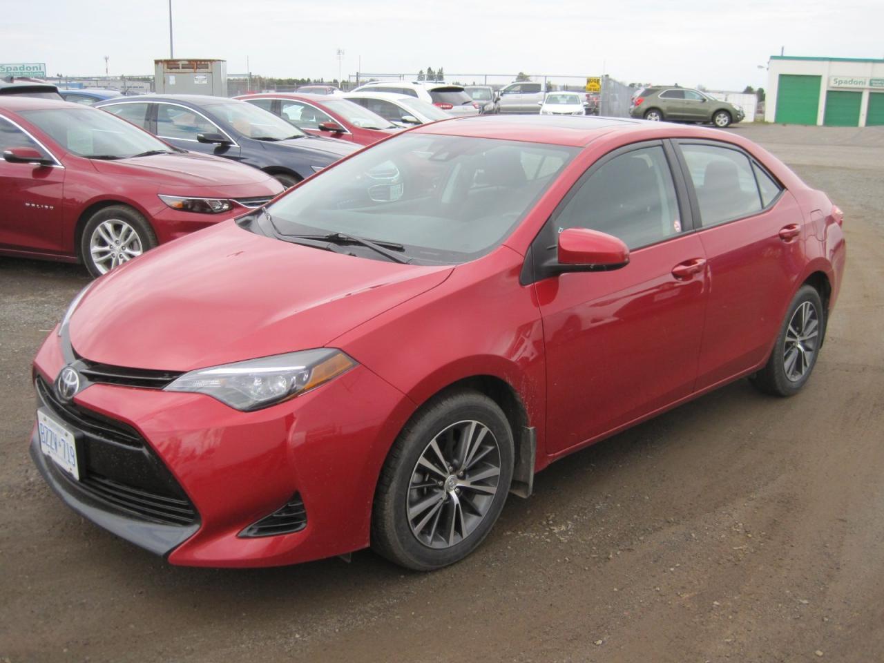 2017 Toyota Corolla LE Plus Upgrade