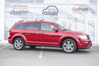 Used 2014 Dodge Journey R/T AWD ***JAMAIS ACCIDENTE*** for sale in Québec, QC