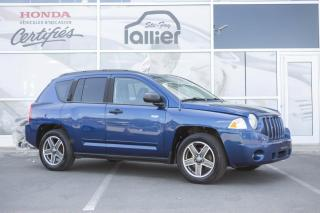 Used 2009 Jeep Compass SPORT« Rocky Mountain » AWD for sale in Québec, QC
