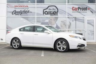 Used 2012 Acura TL SH AWD ***MECANIQUE A1*** for sale in Québec, QC