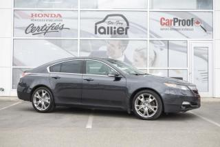 Used 2012 Acura TL ELITE SH-AWD ***MECANIQUE A1*** for sale in Québec, QC