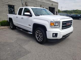 Used 2014 GMC Sierra 1500 4WD DOUBLE CAB STANDARD BOX SLE for sale in Châteauguay, QC