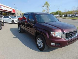 Used 2009 Honda Ridgeline AWD CREW CAB DX for sale in Châteauguay, QC