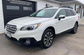 Used 2017 Subaru Outback Limited with Tech Pkg for sale in Kingston, ON