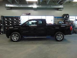 Used 2018 Chevrolet Silverado 1500 Custom for sale in Amos, QC