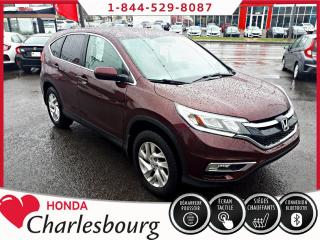 Used 2016 Honda CR-V SE AWD **UN PROPRIÉTAIRE** for sale in Charlesbourg, QC