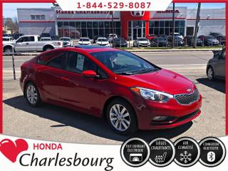 Used 2016 Kia Forte LX AUTOMATIQUE **41 425 KM** for sale in Charlesbourg, QC